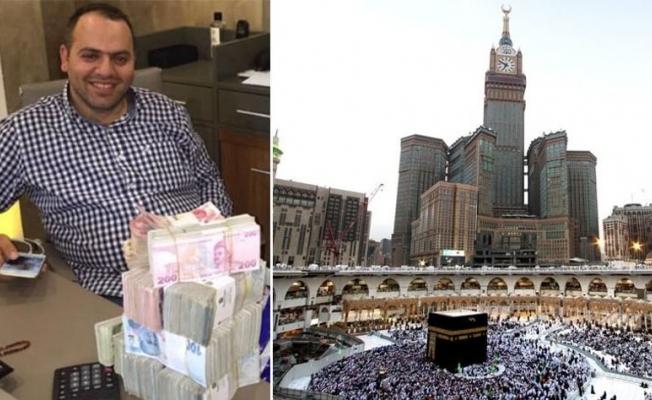 Hacı adaylarını Zemzem Tower'la dolandırdı!