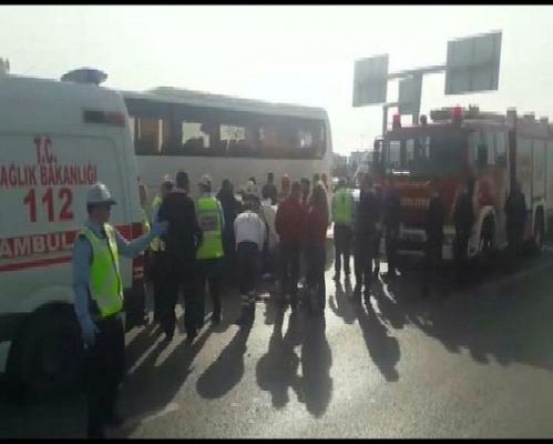 İstanbul'da feci kaza: 4 Ölü!