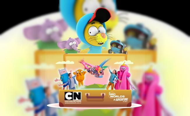 Cartoon Network, Kral Şakir Oyun Zamanı filmini izleyenleri Dubai'ye götürüyor!