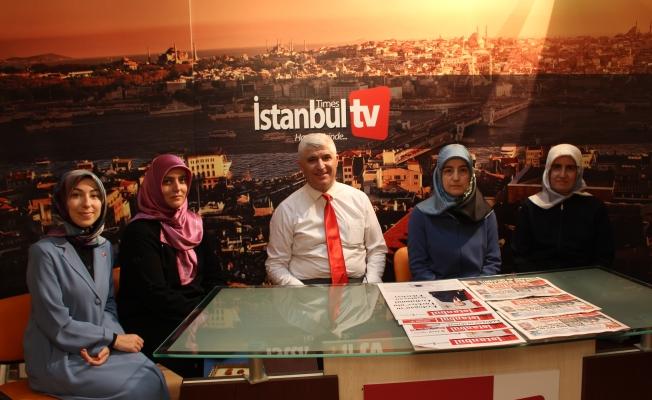 Saadet Partisi adaylarından gazetemize ziyaret