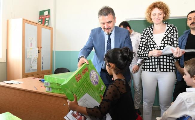 Başkan Alatepe'den Öğrencilere Yaz Kurslarına Davet
