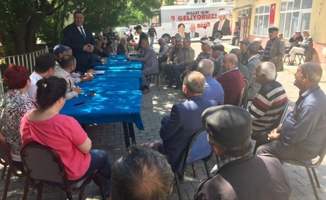 CHP'nin Altunhisar Çıkarması