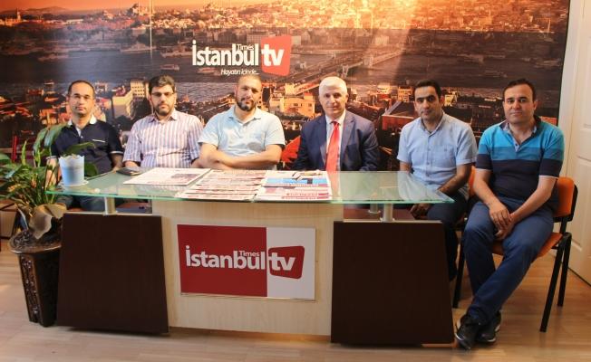 Eğitim Birsen Zeytinburnu'ndan Taziye Ziyareti