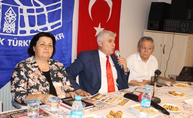 Gazeteci Yazar Çetiner : Nuripaşa'yı anlattı