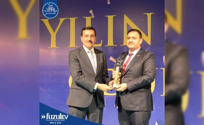 "FuzulEv ""yılın şirketi"" seçildi"