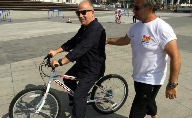 20 Günde 700 Kişi Bisiklet Sürmeyi Öğrendi