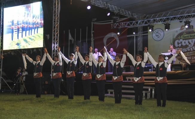 Tarihi Beykoz Çayır Festivali Başladı