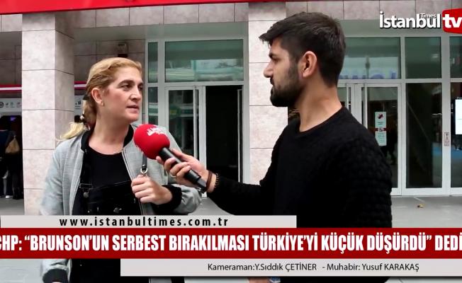 CHP: Türkiye küçük düşürüldü