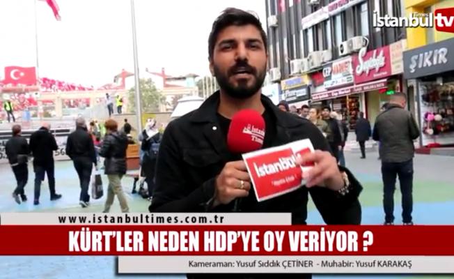 Kürtler neden HDP'ye oy veriyor?