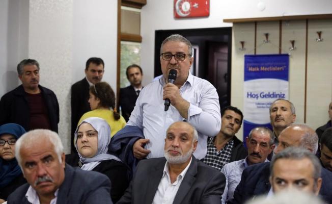 """""""Yıldıztepe Semt Havuzu yılbaşında hizmete girecek"""""""