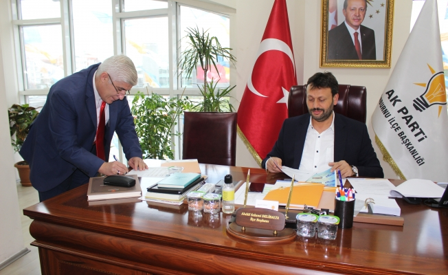 AK Parti'de başvuru süreci uzatıldı