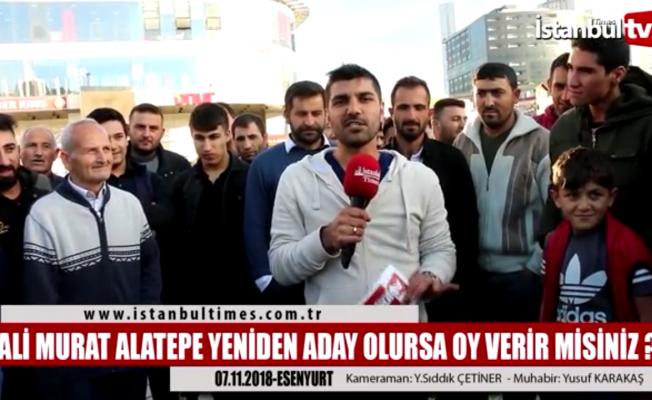 Ali Murat Alatepe yeniden aday olursa