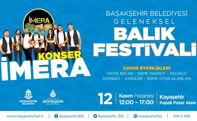 Başakşehirliler geleneksel Balık Festivali ile coşacak