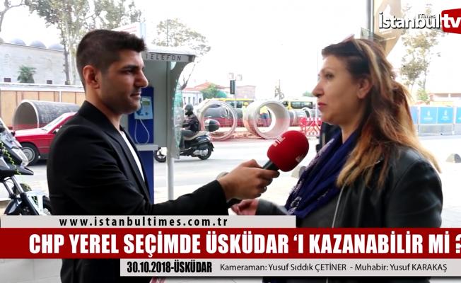 CHP Üsküdar Belediyesi'ni kazanabilir mi?