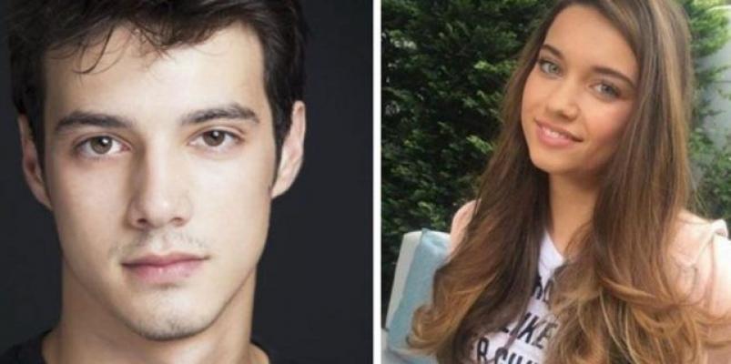 Mert Yazıcıoğlu yeni aşkını setten buldu!
