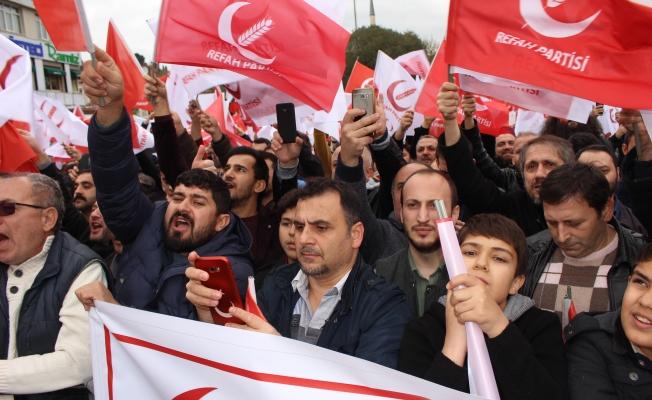 Yeniden Refah Partisi Seçmenin umudu olmaya aday
