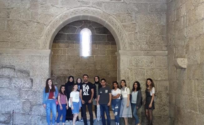 Zeytinburnu İMKB Mesleki Ve Teknik Anadolu Lisesi öğrenciler Portekiz'de