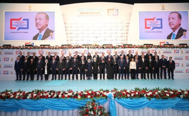 İşte AK PARTİ'nin İstanbul İlçe Belediye Başkan adayları
