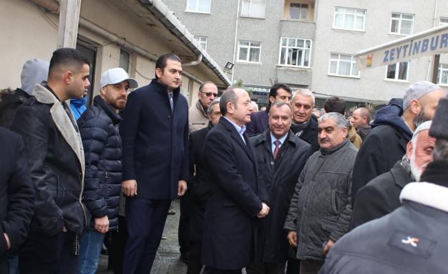 CHP'li  Akif Hamza Çebi Adayımız Adil Emecan dedi