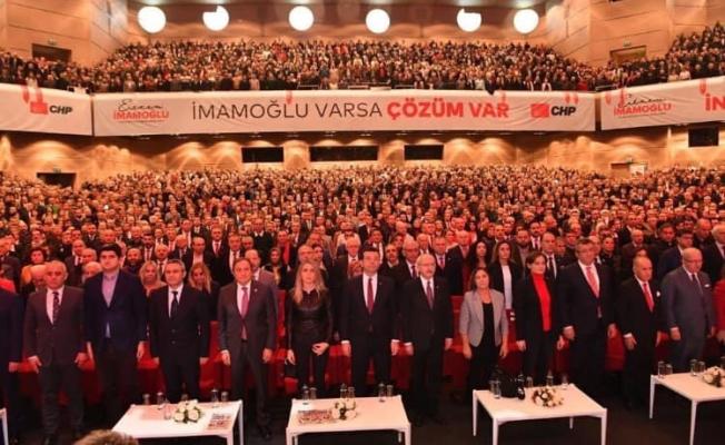 CHP'nin İBB adayı Ekrem İmamoğlu projelerini sıraladı
