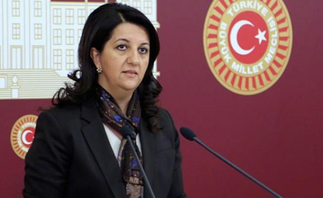 HDP Eş Başkanı Buldan Bütçeyi eleştirdi