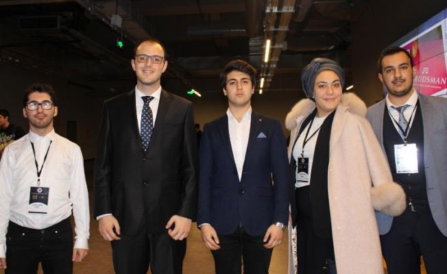 Türkiye Öğrenci Senatosu, IstanMUN'18 konferansını düzenledi