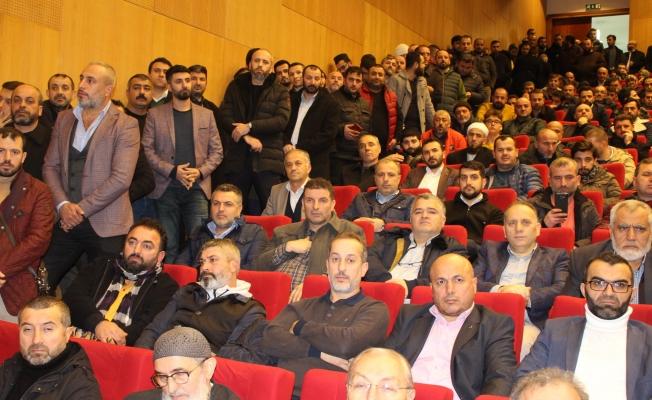 Yeniden Refah Partisi Salonlara Sığmıyor