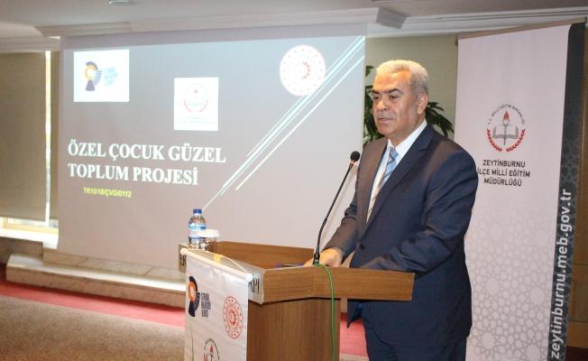 Zeytinburnu RAM'ın Özel Çocuk Güzel Toplum Projesine dev kaynak