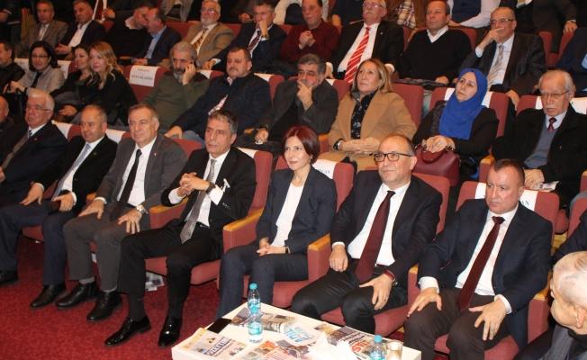 Dr. Adil Emecan'a Zeytinburnu Halkından sevgi seli