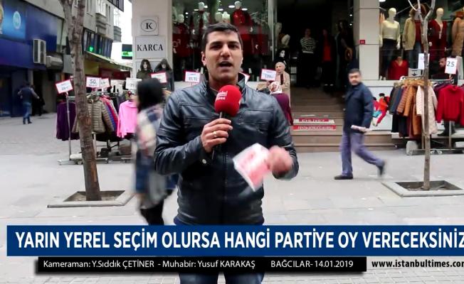 İstanbul Times Haber vatandaşa soruyor
