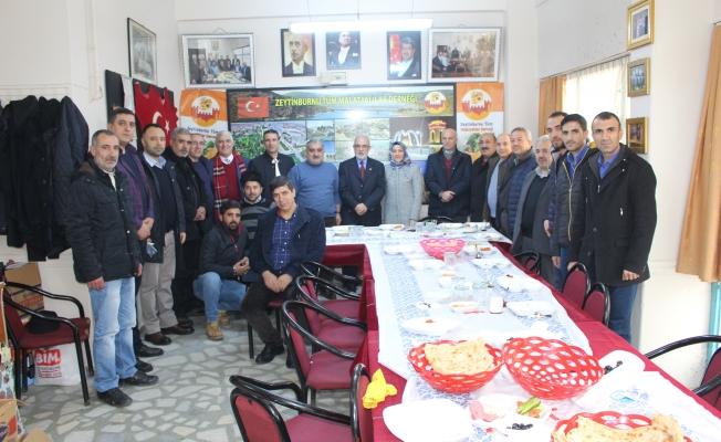Malatyalılar Kahvaltıda bir araya geldi