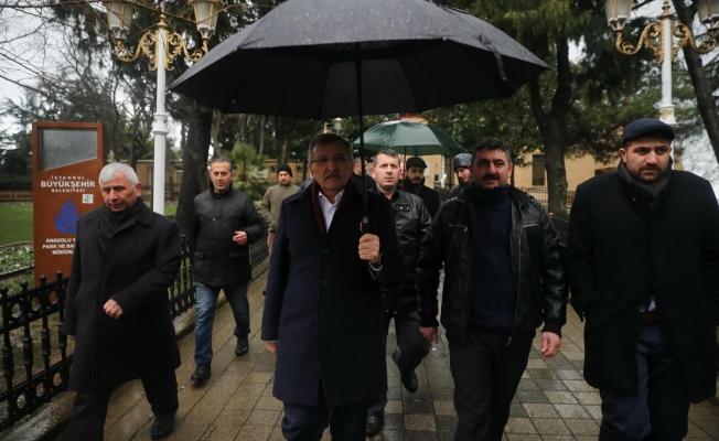 Murat Aydın'ın Beykoz'a Kaydırılması Ak Partiye zarar mı getirir yarar mı ?