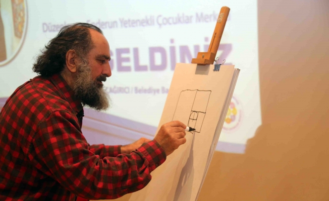 "Ressam İlhami Atalay: ""Sanatsızlık, cahillikle ikiz kardeştir"""
