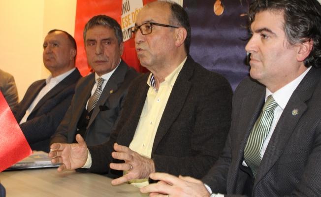 Zeytinburnu'nun Beştepe ve Beykoz'dan Yönetilmesine izin vermeyiz'
