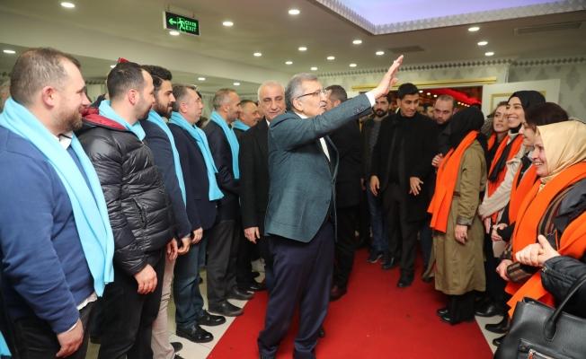 """Murat Aydın: """"Metro çalışması bizim dönemimizde başlayacak"""""""