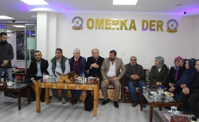 OMERKA DERNEĞİ GZP' yi bağrına bastı