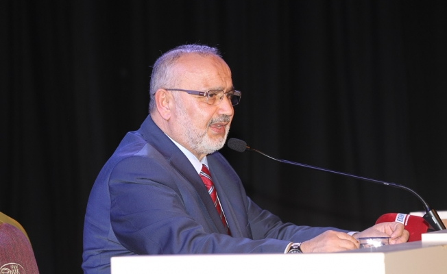 Şevki Yılmaz: Bütün oyunlar Anadolu'da oynanıyor