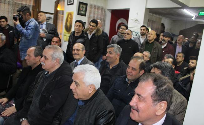 Süleyman Dağ CHP'de Meclis üyesi aday adayı