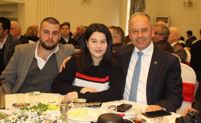 Süleyman Uluocak  Millet İttifakı Meclis üyesi adayı olacak