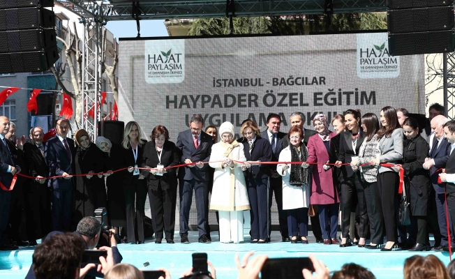 HAYPADER Özel Eğitim ve Uygulama Okulu Bağcılar'da açıldı