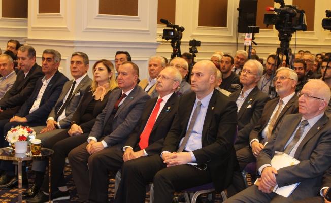 Kılıçdaroğlu Zeytinburnu'nda