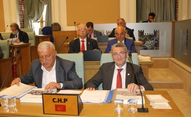 CHP Meclis Üyesi Av.Asım Güven'den teşşekkür