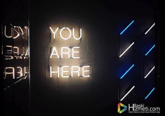 İstanbul'da En iyi Neon Tabela Nerede Yapılır?