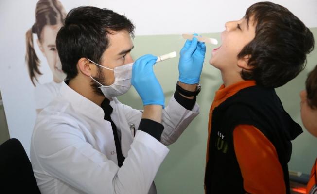 30 Bin Öğrenciye Ücretsiz Sağlık Taraması