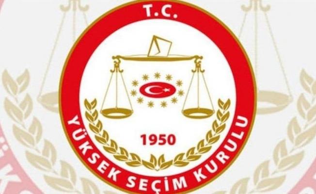 CHP ve İYİ Parti'nin 'tam kanunsuzluk' başvurusu YSK'nın masasında