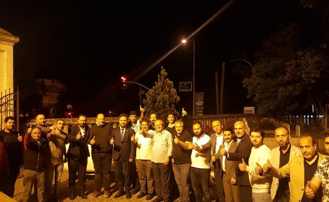 Merhum Erbakan'ın kabri başında anlamlı iftar