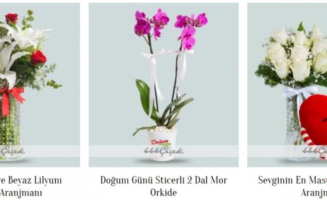 İstanbul Çiçekçiler Listesi (İlçelere Göre)