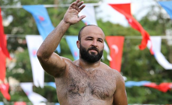 Kağıthane Yağlı Güreşlerinde Şampiyon Belli Oldu