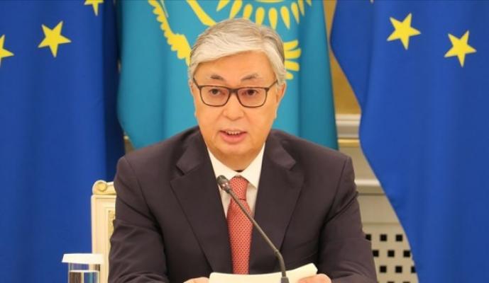 Kazakistan'da seçimi Kasım Cömert Tokayev kazandı