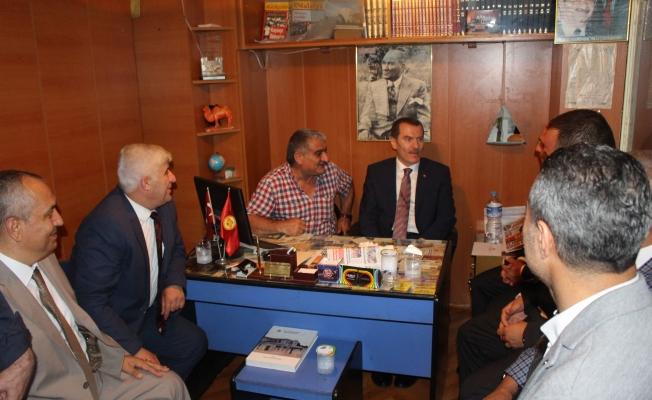 MHP Zeytinburnu Cumhur İttifakı adayı için çalışıyor